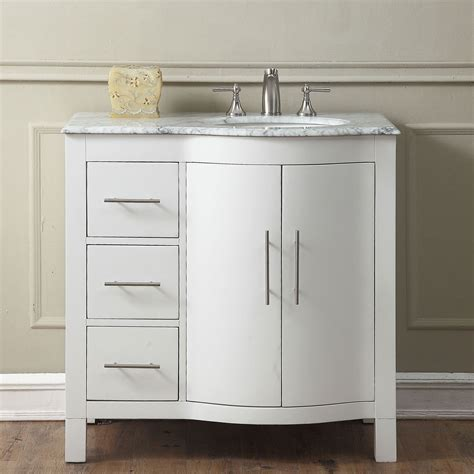 bathroom vanity cabinets with tops 36 inch single sink contemporary bathroom vanity cabinet