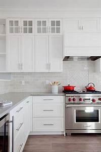 White kitchen cabinets butcher block counter for Kitchen furniture blocks