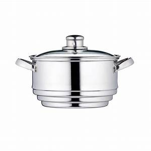 Cuit Vapeur Inox : cuit vapeur universel inox 16 20cm ~ Melissatoandfro.com Idées de Décoration