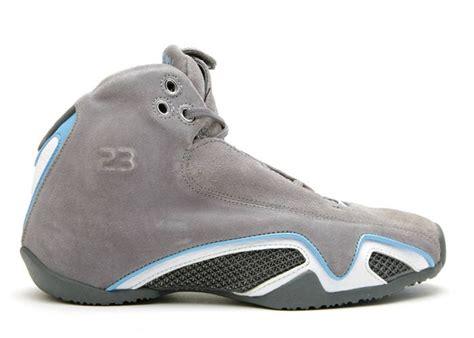 Air Jordan 21 Og Gs Blue Light University Metallic