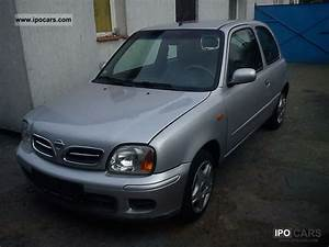 Nissan Micra 2001 : 2001 nissan micra car photo and specs ~ Gottalentnigeria.com Avis de Voitures