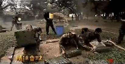 Forces Special China Training Kong Hong Through