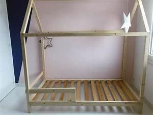 Site Deco Maison Pas Cher : diy un lit cabane pour une chambre d 39 enfant cabanes diy et chambres ~ Teatrodelosmanantiales.com Idées de Décoration