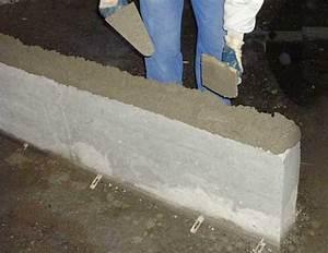 Dosage Enduit Ciment : dosage enduit ciment sur parpaing construction maison ~ Premium-room.com Idées de Décoration