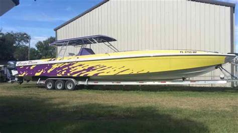 Mastercraft Boats Mission Statement by No Name Is A 50 Custom 2003 View Listing Atlantic