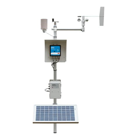 WS-GP2 Weather Station - Advanced Automatic Weather ...