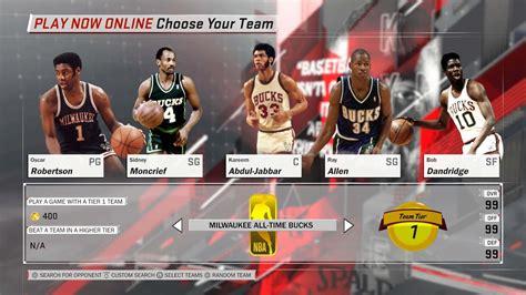 time milwaukee bucks nba  team roster