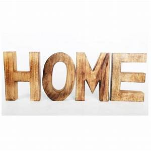 or0306a home 3d wooden letters sign 32761 homeware With 3d wooden letters