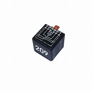 Audi A8 Accessory Power Relay  Relay For Accessory Power