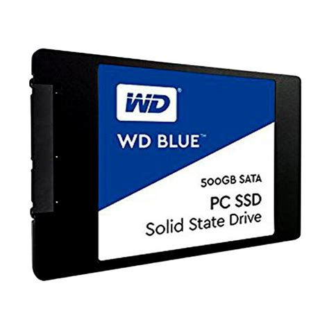 ssd wd 500gb blue 2 5 jual wd blue ssd 500 gb 2 5 inch 7mm sata