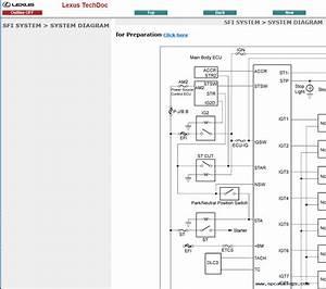 Lexus Ls460 Repair Manual 09 2006