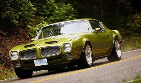 Pontiac Firebird 1970 Tuning
