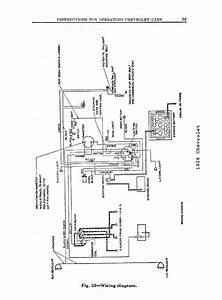 1949 Chevy Styleline Gauge Wiring