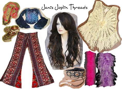 clothes i put together for janis joplin costume gotta do