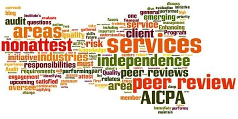 Peer Review Audit by Peer Review Focus On Maintaining Independence Aicpa Insights