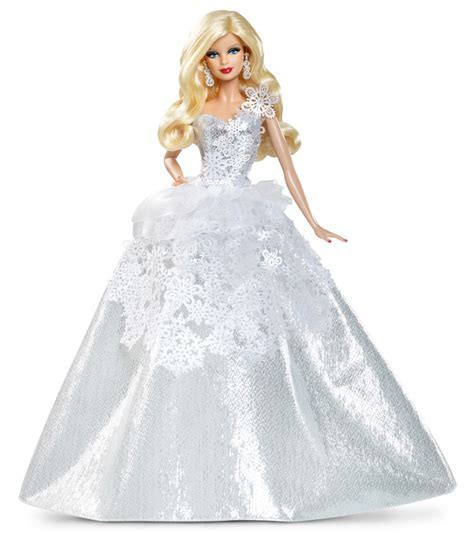2013 Holiday Barbie Doll: Amazon.ca: Toys & Games
