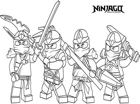 ninjago coloring pages coloringsuitecom