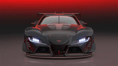 Toyota Ft-1 Vision Gran Turismo Available In Game