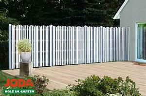 Zaun Weiß Holz : sichtschutz garten kunststoff grau zaun sichtschutz gewebe grau u filout ~ Sanjose-hotels-ca.com Haus und Dekorationen