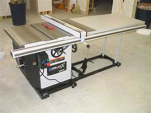 Craftsman Table Saw Review  Old Craftsman Table Saw Parts