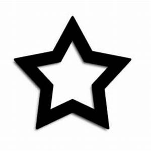 Star Clip Art Black And White | Clipart Panda - Free ...