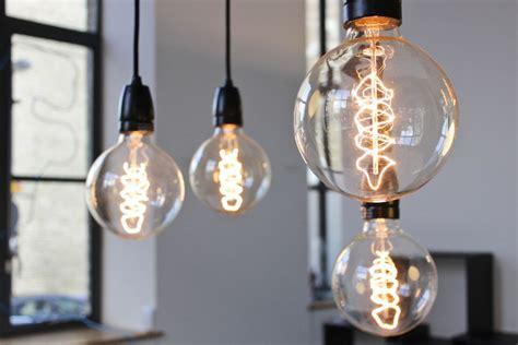 decorate  led edison bulbs
