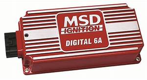 Msd Digital 6a Ignition Controllers 6201