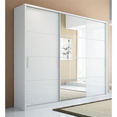 3 Door Wardrobe Shopping by Manhattan Comfort Bellevue 5 Drawer 3 Door Wardrobe