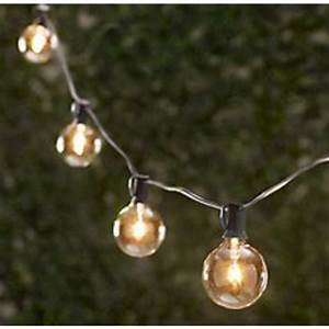 led outdoor string lighting lamps ideas With outdoor string lights meijer
