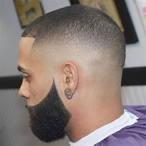 buzz cut hairstyles cool mens buzz cut fade