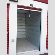 5' X 10'  Graves Mill Storage