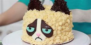 Even Grumpy Cat Would Approve Of This Handsome Cake | HuffPost