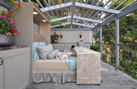Backyard Bedroom by Outdoor Bedrooms Outdoor Decorating