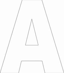 best photos of printable block letters template large With big block letters