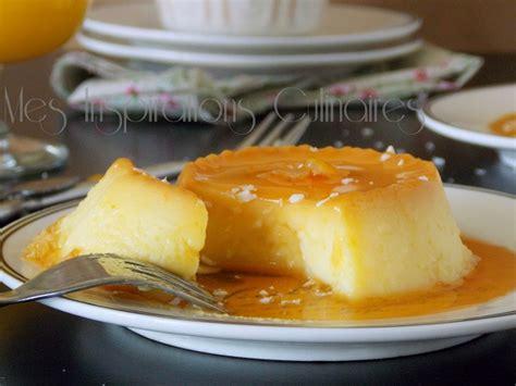les oeufs au lait recette traditionnelle le cuisine de samar