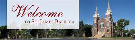 st james basilica