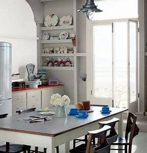 Peinture Spéciale Cuisine : repeindre une cuisine quelle peinture faut il c t maison ~ Melissatoandfro.com Idées de Décoration