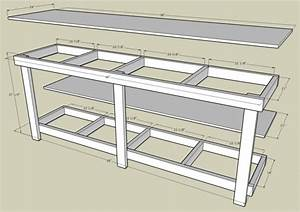 Pin 2x4 Workbench Plans Image Search Results on Pinterest