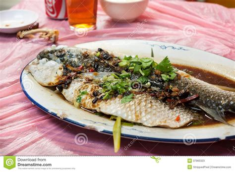 steamed fish  black bean  soy sauce  hong kong