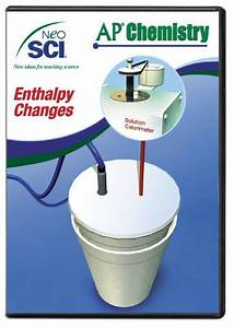 Neo Sci Enthalpy Changes Neo Lab Ap Chemistry Software