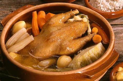 cuisine poule au pot la vraie poule au pot