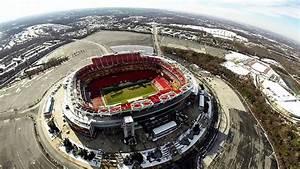 Blade 350 Qx - Fedex Field Redskins Stadium