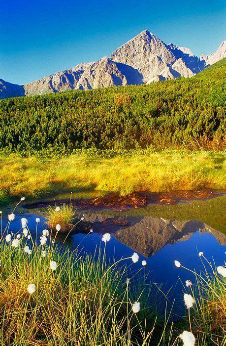 Augstie Tatri, Slovākija   Beautiful places, Places to ...