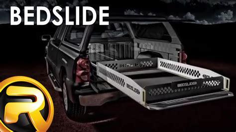 bedslide truck bed cargo  youtube