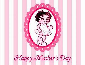 Betty Boop Pictures Archive - BBPA: Baby Boop Mother's Day ...