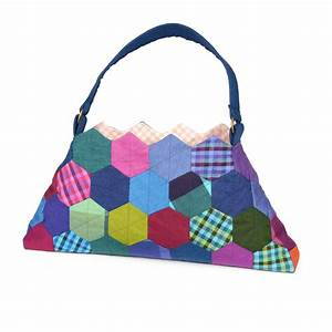 Hexagon Purse From Sizzix   Giveaway