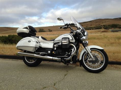 Moto Guzzi Factory Accessories by 2014 Moto Guzzi California 1400 Touring Loaded With