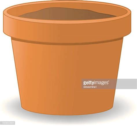 flower pot stock illustrations  cartoons getty images