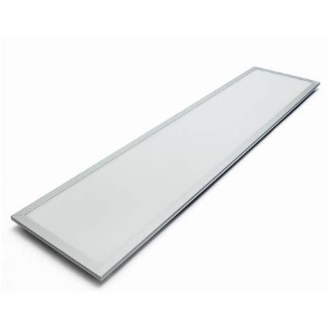 led panel 60x30cm rahmen silber neutralweiss 4000k led express ch