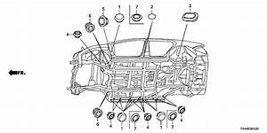 Acura Rdx Parts Diagram